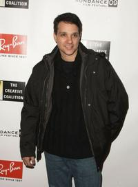 Ralph Macchio at the Ray Ban Visionary Awards Gala during the 2009 Sundance Film Festival.