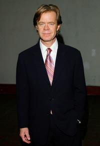 William H. Macy at the 22nd Santa Barbara International Film Festival.