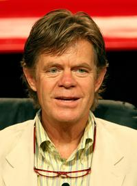 William H. Macy at the 2006 Summer Television Critics Association Press Tour for PBS.