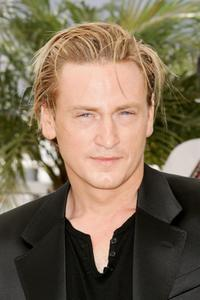 Benoit Magimel at the photocall to promote