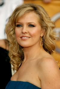 Ashley Jensen at the 13th Annual Screen Actors Guild Awards.