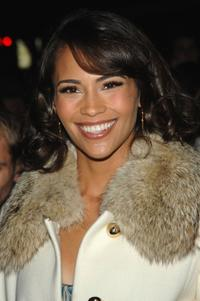 Paula Patton at the world premiere of