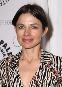 Justine Bateman at An Evening with Gary David Goldberg and Friends.