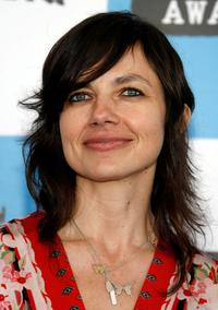 Justine Bateman at the 22nd Annual Film Independent Spirit Awards.