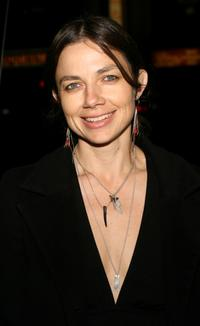Justine Bateman at the Los Angeles premiere of