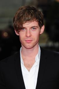 Luke Treadaway at the world premiere of
