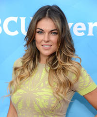 Serinda Swan at the 2013 Winter TCA Tour in California.