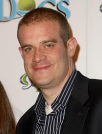 Eric Edelstein at the premiere of