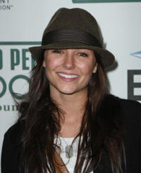 Briana Evigan at The Black Eyed Peas' 4th Annual Peapod Foundation Benefit Concert in Hollywood.