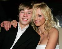 David Kross and Jenny Elvers-Elbertzhagen at the