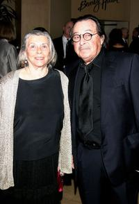 Betsy Mazursky and Paul Mazursky at the 54th Annual ACE Eddie Awards.