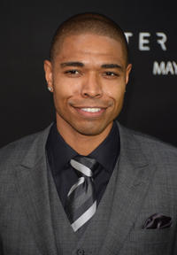 Producer Caleeb Pinkett at the New York premiere of