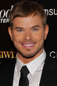 Kellan Lutz at a N.Y. screening of