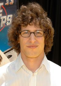 Andy Samberg at the premiere of