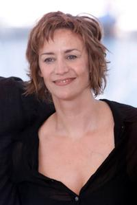 Janet McTeer at the 53rd Cannes Film Festival for her film