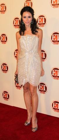 Abigail Spencer at the 2010 Entertainment Tonight Emmy party.