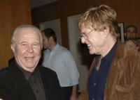 Ned Beatty and Robert Redford at the 30th Anniversary Screening of