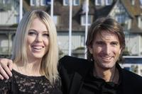 Sharlto Copley and Guest at the screening of