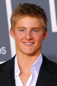 Alexander Ludwig at the 52nd Annual GRAMMY Awards in California.