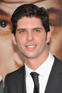 Jonathan Levine at the premiere of '50/50' at the Ziegfeld Theater.