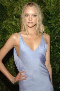 Gemma Ward at the