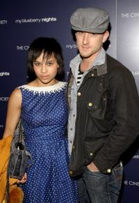 Zoe Kravitz and Ben Foster at the screening of