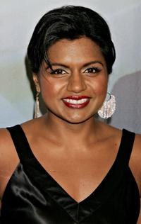 Mindy Kaling at the 2006 Writers Guild Awards.