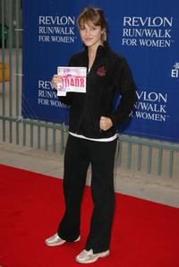 Beau Garrett at the 15th Annual EIF Revlon Run/Walk For Women.