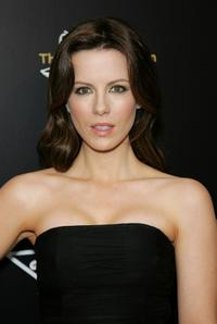 Kate Beckinsale at the Kinerase Skincare Celebration.