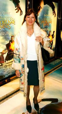 Jenny Agutter at the premiere of