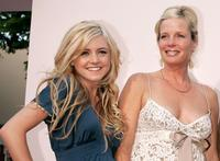 Lorraine Nicholson and Rebecca Broussard at the premiere of