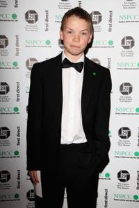 Will Poulter at the London Critics' Circle Film Awards 2009.
