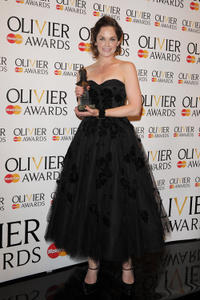 Ruth Wilson at the 2012 Olivier Awards in London.