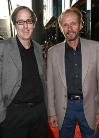 Jeff Beal and Luce Rains at the special screening of
