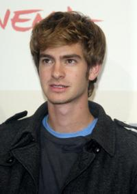 Andrew Garfield at the photocall of