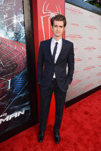 Andrew Garfield at the California premiere of