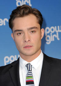 Ed Westwick at the Germany premiere of