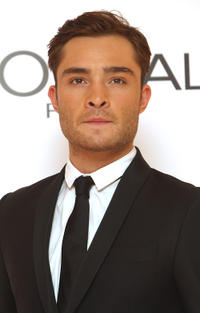 Ed Westwick at the National Movie Awards 2011 in London.