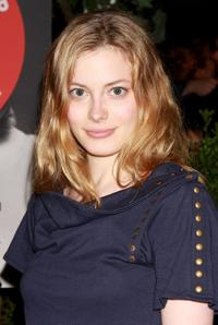 Gillian Jacobs at the opening night party celebrating the world premiere of