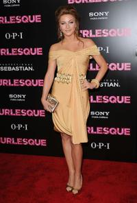 Julianne Hough at the premiere of