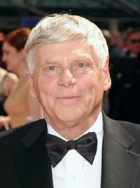 Robert Morse at the 62nd Annual Primetime Emmy Awards.