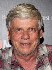 Robert Morse at the season 4 premiere of