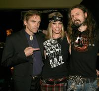 Bill Moseley, Sheri Moon Zombie and Director Rob Zombie at the fuse Fangoria Chainsaw Awards.