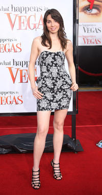 Whitney Cummings at the California premiere of