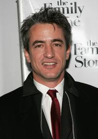 Dermot Mulroney at the special holiday screening of