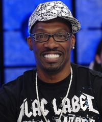 Charlie Murphy at the taping of BET 106 and Park.