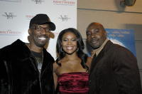 Charlie Murphy, Gabrielle Union and Morris Chestnut at the