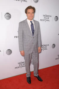 Michael Shannon at the New York premiere of