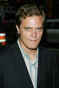 Michael Shannon at the world premiere of