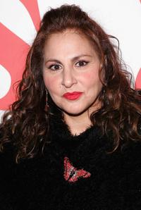 Kathy Najimy at the Ms. Magazine's 2004 Women Of The Year.